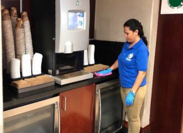 Janitorial Services/Disinfecting